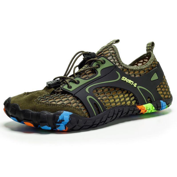 Five-finger Hiking Shoes, Upstream Shoes, Swimming Shoes, Speed Interference Shoes