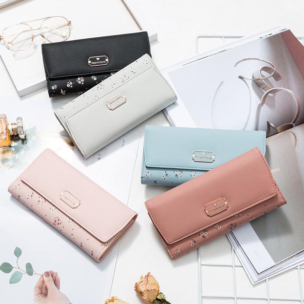 Long Wallet 2019 New Mobile Phone Bag Multifunction Card Pack Coin Purse 134844