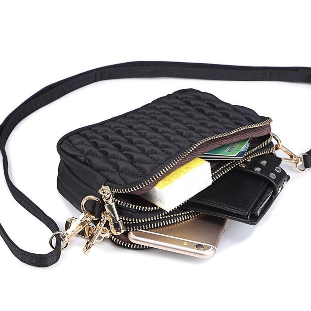 New wallet female long section Japan and South Korea retro buckle multi-function ladies 134644