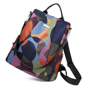 Anti-theft Waterproof Multi-functional Shoulder Bag Backpack