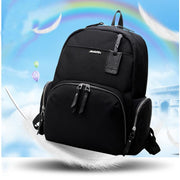 135132 New nylon cloth backpack unisex Korean version of the simple large capacity travel backpack
