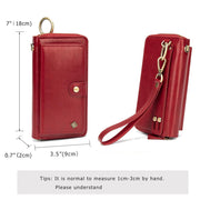 Large Capacity Multi-function Phone Case Wallet Set