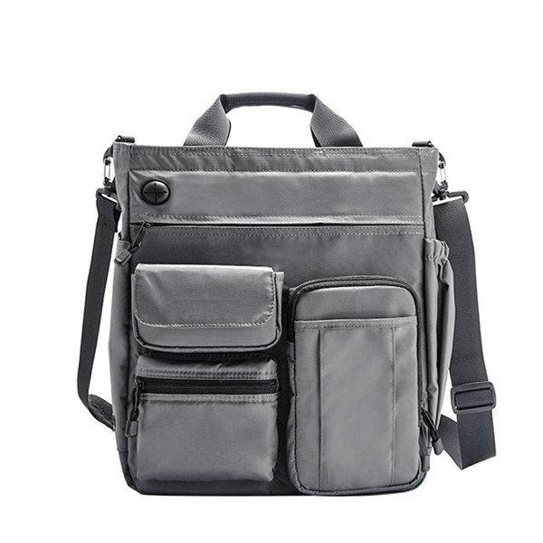 Men's Waterproof Large Capacity Crossbody Shoulder Bag