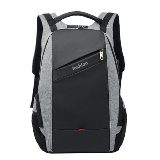 135177 Password lock computer bag large capacity business casual backpack