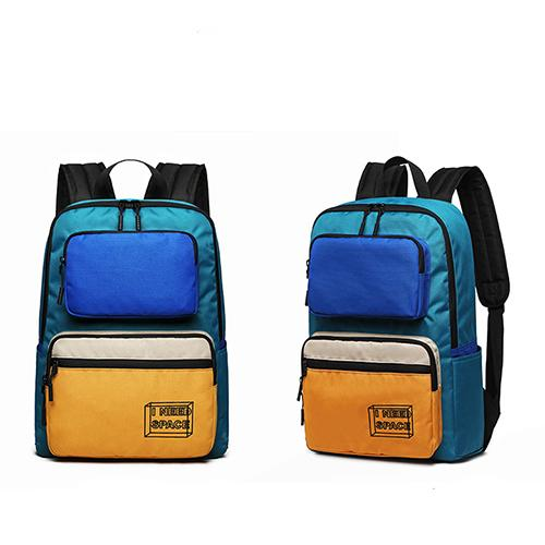 135295 Fashionable backpack backpacks are versatile for students' leisure