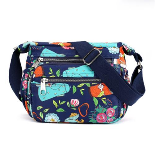 135338 Multi-layer lightweight nylon waterproof cloth bag