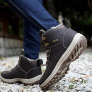 Men Winter Fashion Warm Boots