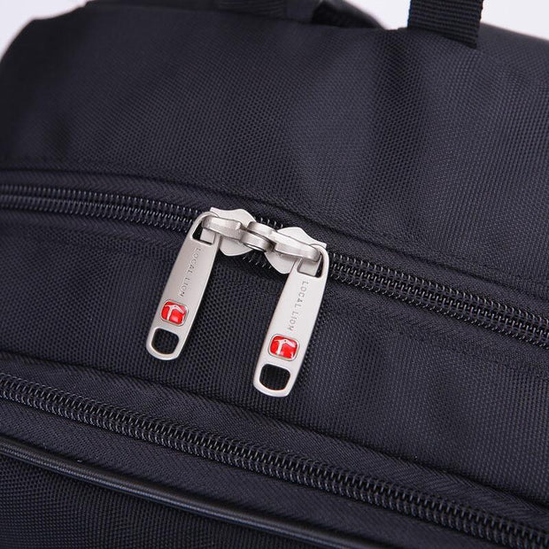 Outdoor hiking backpack Multifunctional business bag