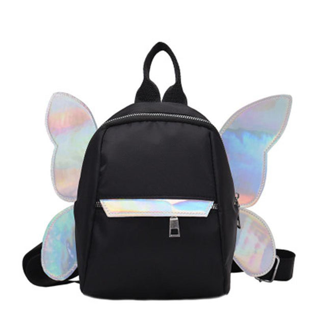 135781 Women's Angel Wings Mini Small Shoulder Pack