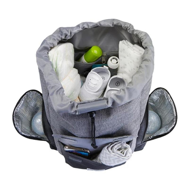 Large Capacity Anti-theft Backpack Diaper Mummy Bag