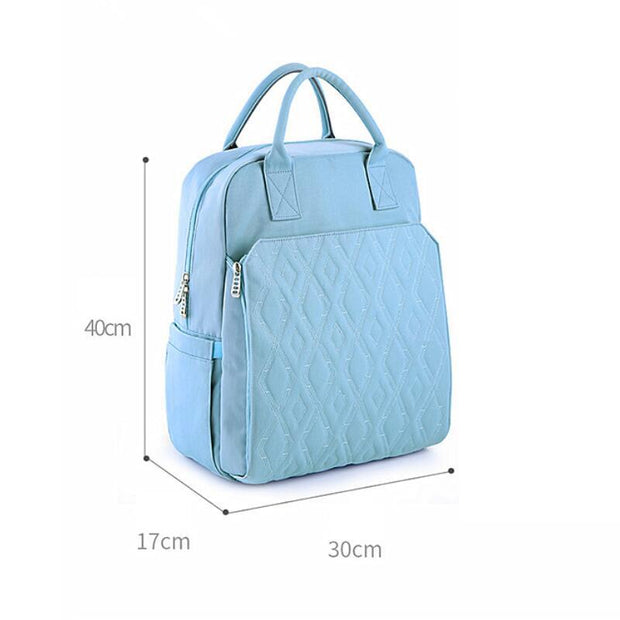 Waterproof Multi-Function Large Capacity Fashion Mummy Bag