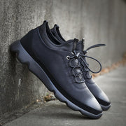 Men Casual Walking Lace-Up Shoes