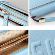 Multi-Function Large Capacity Card Zipper Wallet