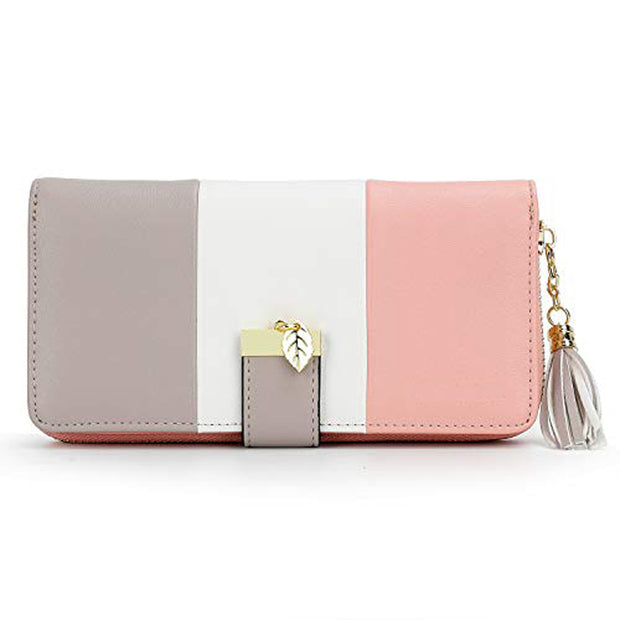 Women's multiple card slots wallet