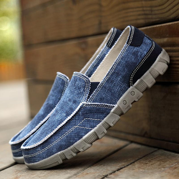 Men's casual light-weight shoes