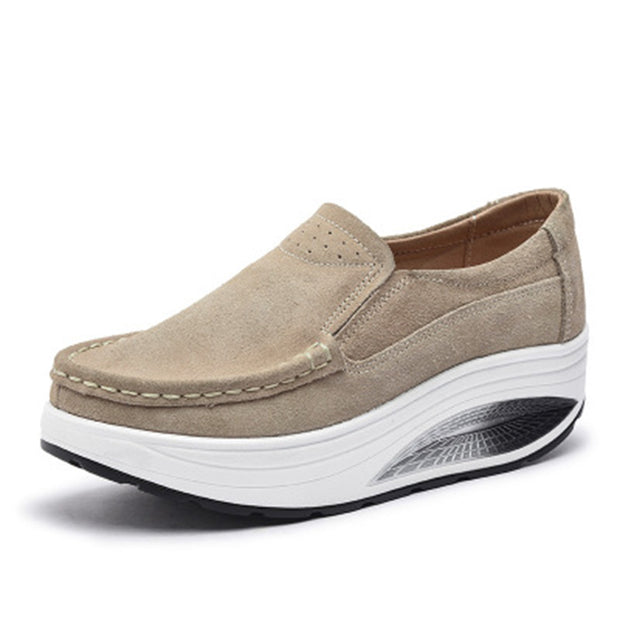 Women's Breathable soft-soled shoes