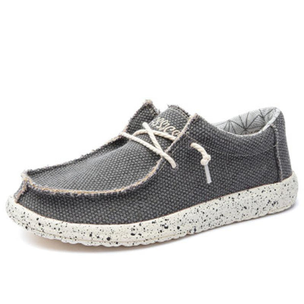 Men's lazy one-legged ultra-light casual shoes