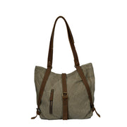 Women's Shoulder Canvas Travel Bag