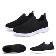 Women's summer breathable mesh walking sneakers