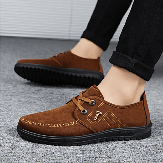 Men's Casual Oxfords Stylish All Match Chic Outdoor Shoes
