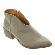 Women Deep Booties Casual Comfort  Zipper Shoes