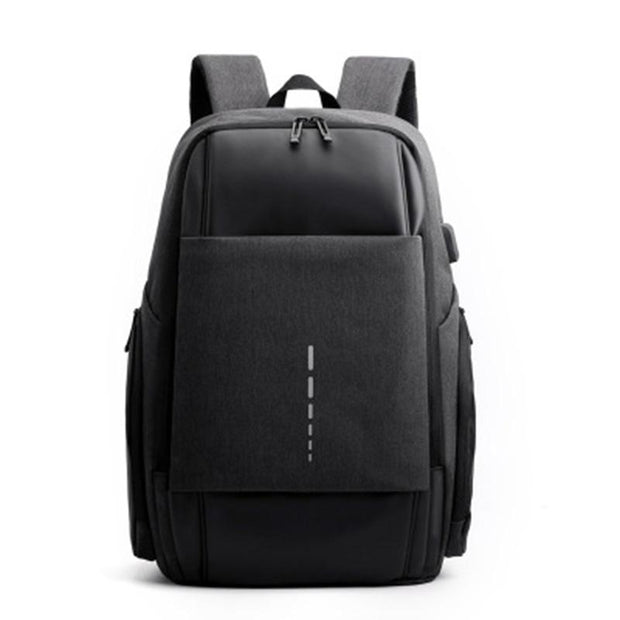 Men's and Women's multi-function nylon business backpack