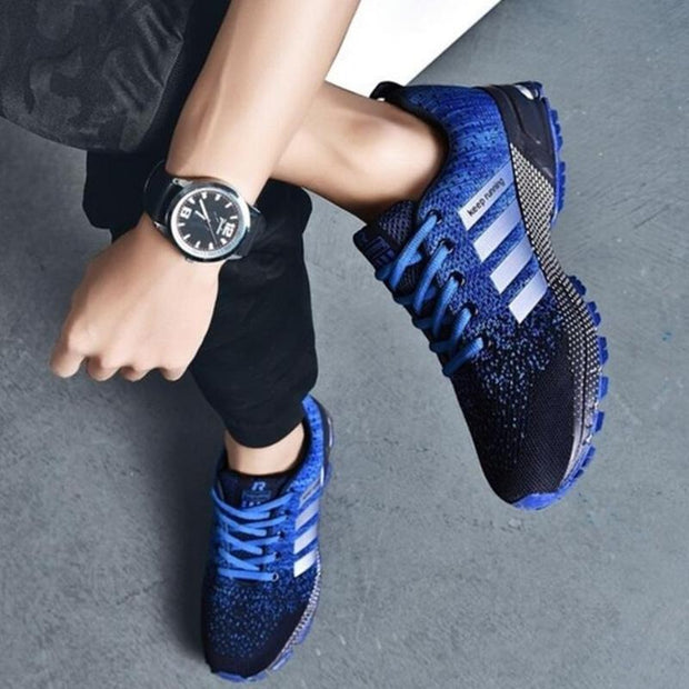 136279 Women's Sports Shoes Mesh Fabric Breathable Running Sneakers