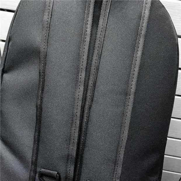 Canvas Multi-function Large Capacity Backpack