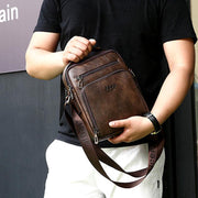 Men's Casual Business Travel Shoulder Bag