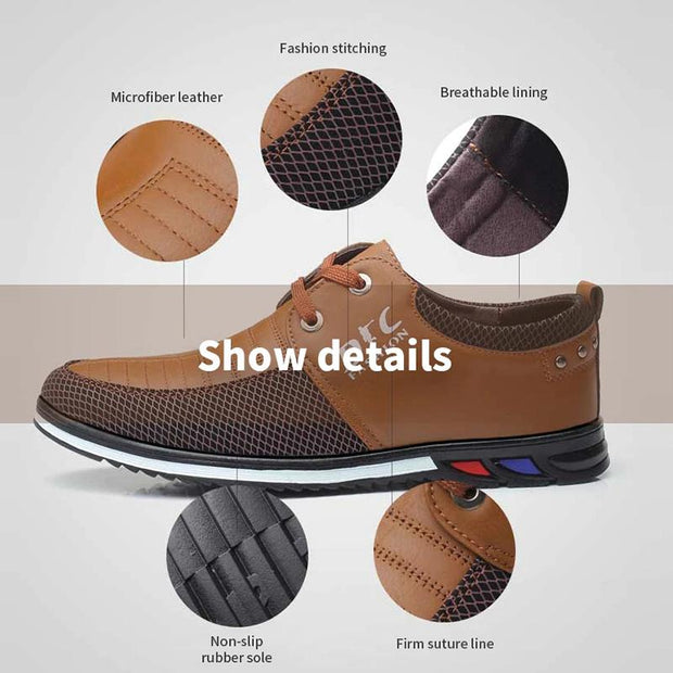Men's Casual Trend Business Casual Shoes