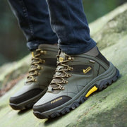 Men's High-top Non-slip Hiking Shoes