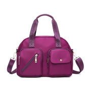 Women's Nylon Large Capacity Travel Shoulder Bag