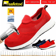 Men Breathable Lightweight Walking Shoes