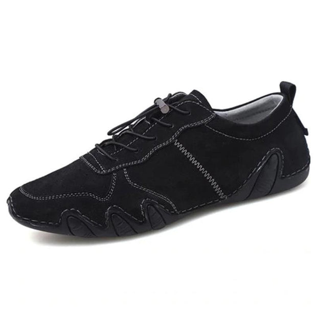 Men's Casual Breathable Lace-up Shoes