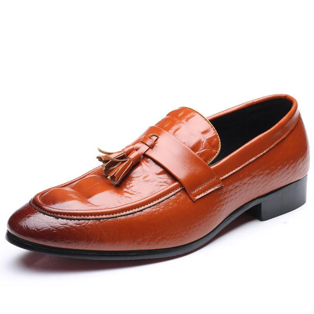 Men's Casual Leather Dress Shoes