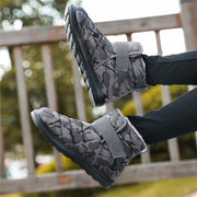 Large Size Non-slip Warm Male Snow Boots