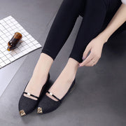 Women's Fashion Single Shoes Pearl Sandals