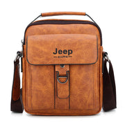 Men's Fashion Travel Vertical Shoulder Bag