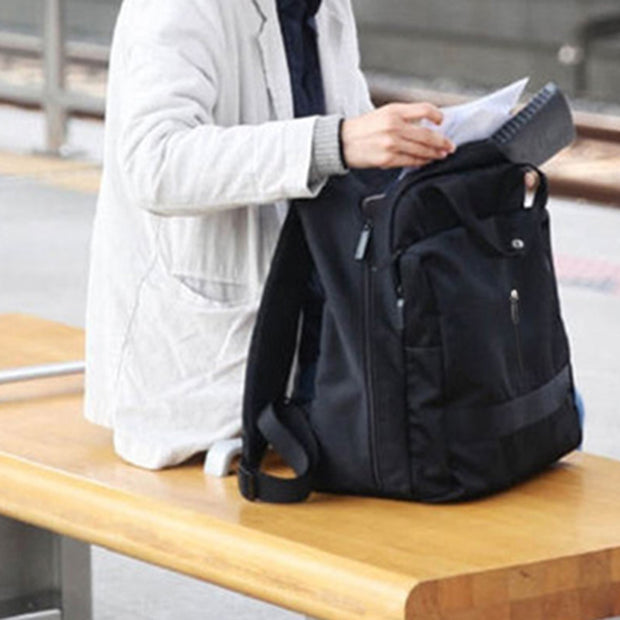 Women's Fashion USB Charging Travel Backpack
