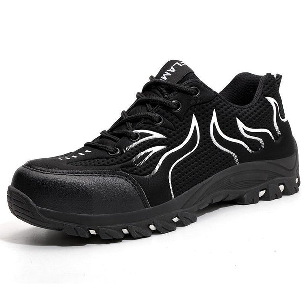 Men's Outdoor Breathable Safety Work Shoes
