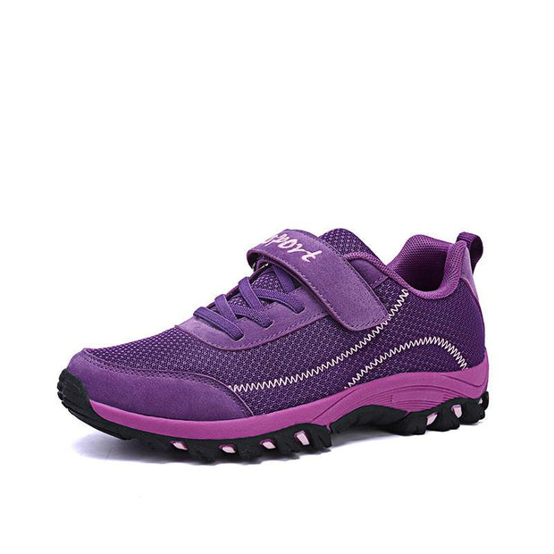 Women's Mesh Breathable Stylish Climbing Travel Athletic Sneakers