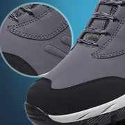 Men's Plus Size Mesh Breathable Lightweight Non-Slip Athletic Sneakers