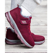 Women's Mesh Breathable Solid Colors Casual Sneakers