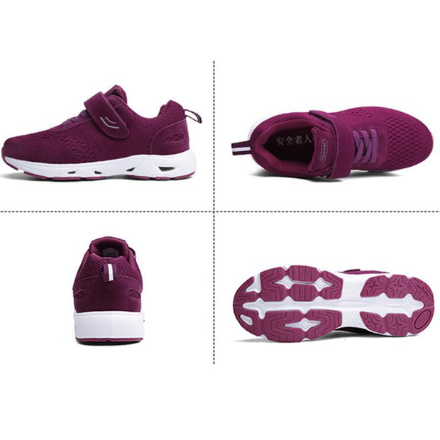 Women's Breathable Sneakers Casual Shoes