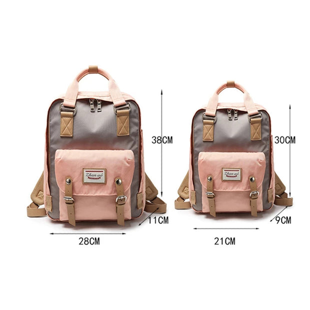 Women Waterproof Vintage Travel Laptop Backpack(Buy 2 get -10% by code:BUY2)