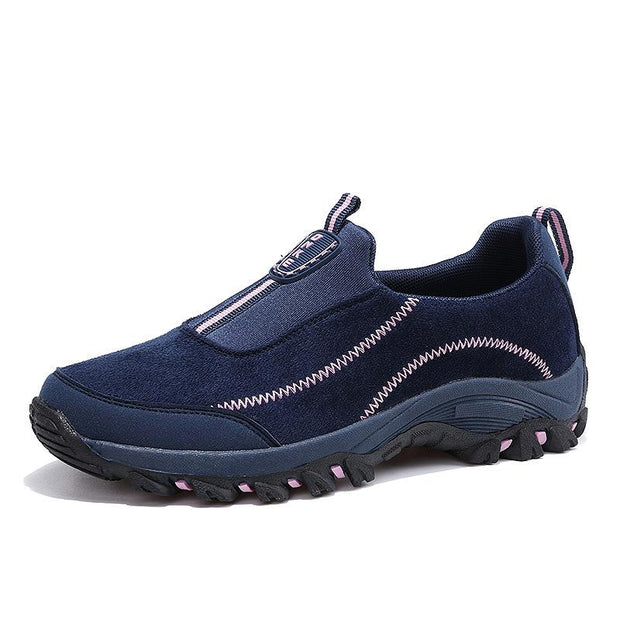 Women's One-Legged Lazy Wear-Resistant Non-Slip Shoes