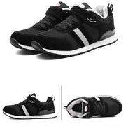 Men's Warm Cotton Plus Velvet Anti-Skid Shoes