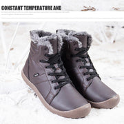 137227 Women's extra large warm thickened plus velvet cotton shoes