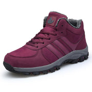 Women's Plus Velvet Warm Cotton Shoes Sports And Leisure Shoes