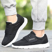 Women Comfortable Walking Hollow Non-slip Hook Loop Sneakers